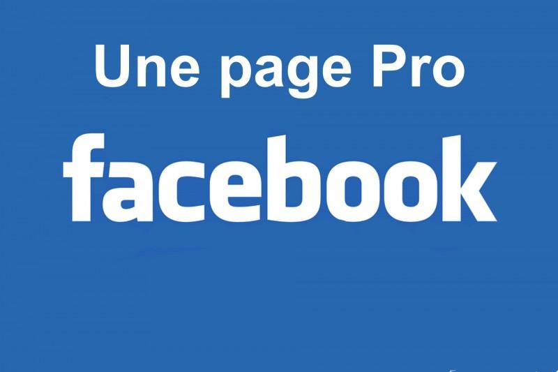 Créer sa page Facebook professionnelle