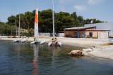 Centre Nautique Manuréva Balaruc-les-Bains presqu'île sur l'étang de Thau