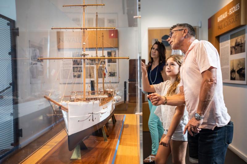 Musée de la mer Sete 12 2024