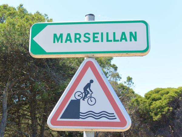 LE CANAL A VELO - MARSEILLAN - ONGLOUS - OFFICE DE TOURISME