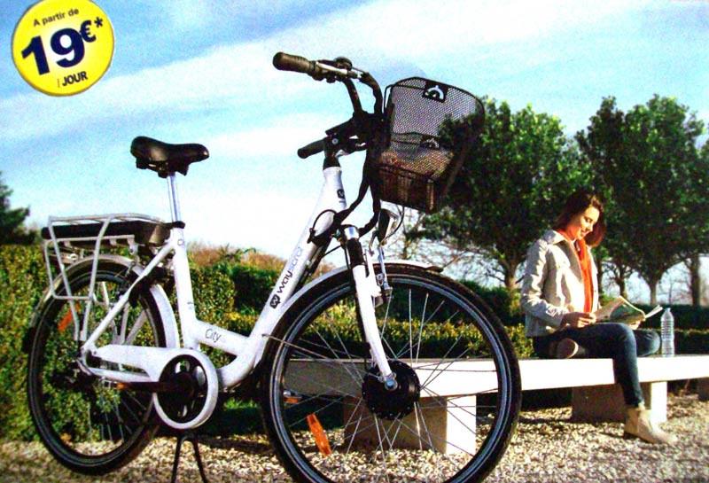 Norauto location Vélos