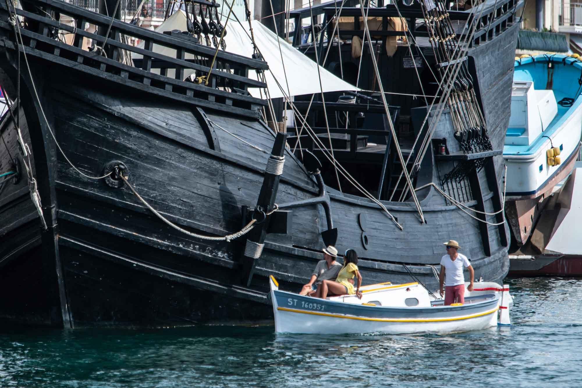 Balade en bateau - © Olivier Octobre