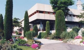 Musée Paul Valéry Sète Jardin