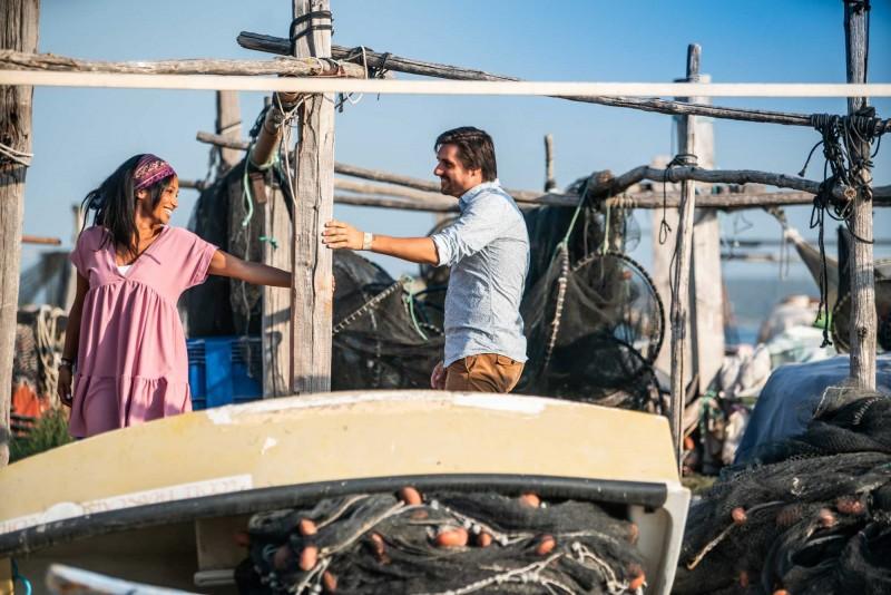 Romantic getaway in the Thau Archipelago