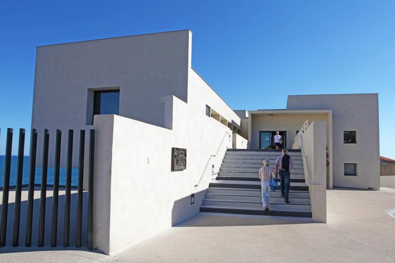 Die museen der destination archipel de thau