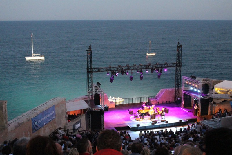 Los festivales musicales dan el ritmo