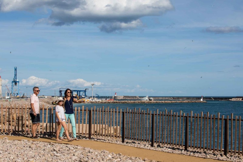 A day in Sète with my family