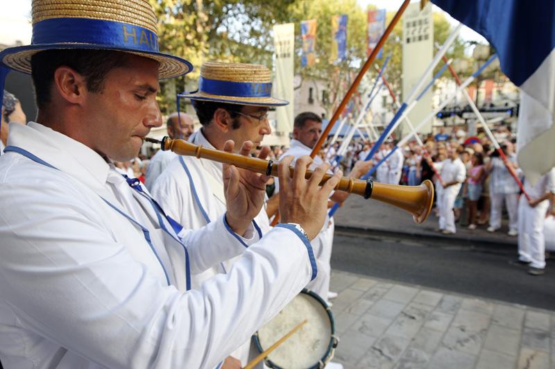 Musique traditionnelle joutes