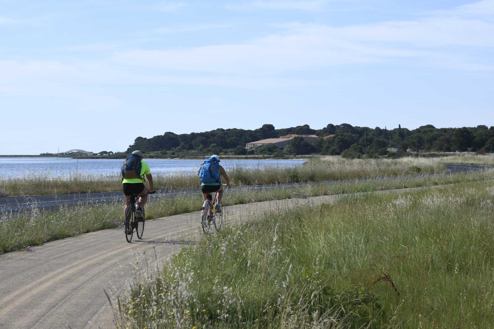 Sortie vélo nature